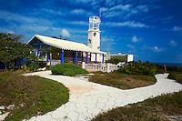 Mexique, Etat de Quintana Roo, Riviera Maya, ile de Isla Mujeres, Pointe sud, Ponte sur, restaurant // Mexico, Quintana Roo state, riviera maya, Isla Mujeres island, South point, restaurant