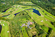 Nederland, Utrecht, Gemeente  De Bilt, 30-09-2015. Den Dolder, Golfsocieteit De Lage Vuursche, 18-holes golfbaan.<br /> luchtfoto (toeslag op standard tarieven);<br /> aerial photo (additional fee required);<br /> copyright foto/photo Siebe Swart