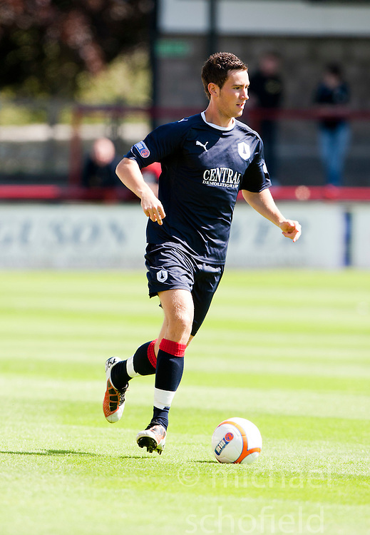 Falkirk's Keiran Duffie..Brechin City 1 v 2 Falkirk, The Ramsden Cup..©Pic : Michael Schofield.