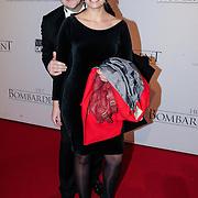 NLD/Rotterdam/20121218 - Premiere het Bombardement , Frits Huffnagel en ?..