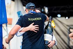 Reception in honour of silver medalist Vasilij Zbogar on August 21, 2016 in Izola, Slovenia. Photo by Ziga Zupan / Sportida