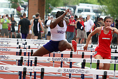 Women's 100-meter Hurdles Final