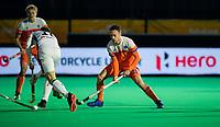 ROTTERDAM - Diede van Puffelen (NED)  during  the Pro League hockeymatch men, Netherlands- Germany (0-1).  WSP COPYRIGHT  KOEN SUYK