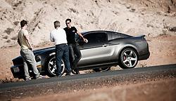 Ford Mustang Rouche