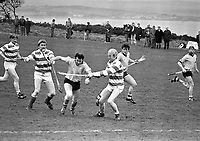 Dublin V Meath Leinster Minor Hurling Championship at Croke Park, circa March 1987 (Part of the Independent Newspapers Ireland/NLI Collection).