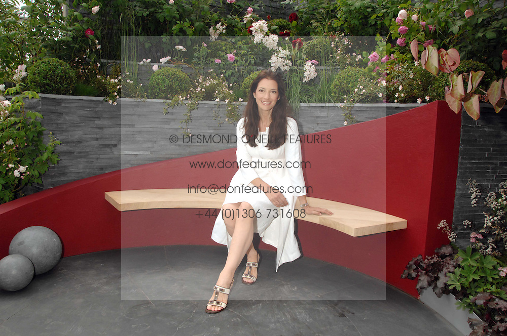 RACHEL DE THAME at the 2008 Chelsea Flower Show 19th May 2008.<br /><br />NON EXCLUSIVE - WORLD RIGHTS