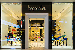Braccialini fashion shop in Dubai Mall Dubai United Arab Emirates