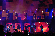 10th edition of the MTV Awards in Ahoy Rotterdam , The Netherland<br /> <br /> On the photo:<br /> <br /> <br /> Within Temptation