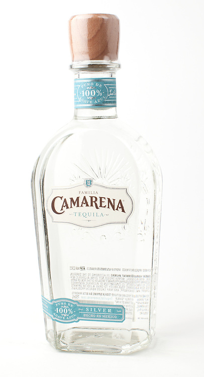 Camarena Tequila Silver -- Image originally appeared in the Tequila Matchmaker: http://tequilamatchmaker.com