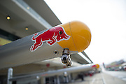 October 23-25, 2015: United States GP 2015: Red Bull pit detail