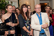JANE GOTSCHALK; ; CAROLINE BONDY; TOBY YOUNG, Imogen Edwards-Jones - book launch party for ' Hospital Confidential' Mandarin Oriental Hyde Park, 66 Knightsbridge, London, 11 May 2011. <br />  <br /> -DO NOT ARCHIVE-© Copyright Photograph by Dafydd Jones. 248 Clapham Rd. London SW9 0PZ. Tel 0207 820 0771. www.dafjones.com.