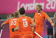 Nederland v Great Britain semi finals