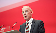 Labour Conference, Brighton, Great Britain <br /> 27th September 2015 <br /> <br /> Pat McFadden MP <br /> <br /> <br /> Photograph by Elliott Franks <br /> Image licensed to Elliott Franks Photography Services