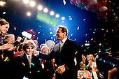 Arnold Schwarzenegger Wins Re-Election