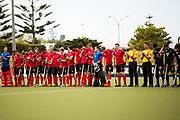 Black Sticks v Canada third test. Lloyd Elsmore Park, Auckland. 20 October 2018. Copyright photo: Alisha Lovrich / www.photosport.nz. Copyright photo: Alisha Lovrich / www.photosport.nz