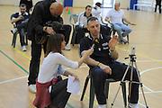 ROMA 18 APRILE 2011<br /> ACQUA ACETOSA GIULIO ONESTI VISITE MEDICHE<br /> NELLA FOTO CUZZOLIN<br /> FOTO CIAMCAST