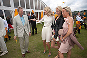 DONNA AIR; POPPY DELEVIGNE, Veuve Clicquot Gold Cup. Cowdray Park on July 20, 2008 . Midhurst, England.