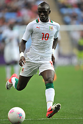 Senegal's Sadio Mane during the Group A match at the City of Coventry Stadium, Coventry.