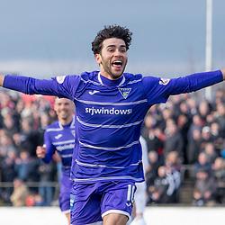 Ayr United v Dunfermline   Scottish League One   12 March 2016