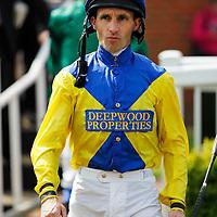 Jockey Neil Callen