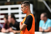 Forest Green Rovers Taylor Allen(12) during the Pre-Season Friendly match between Bath City and Forest Green Rovers at Twerton Park, Bath, United Kingdom on 27 July 2019.