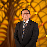 Raymond Yap poses at the Galaxy Macau on 04 December 2012. Photo by Victor Fraile / studioEAST