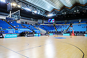 General view of Margaret Court Arena during the Australia v Philippines, 1st Round, Group B, Asian Qualifier at the Margaret Court Arena, Melbourne, Australia on 22 February 2018. Picture by Martin Keep.
