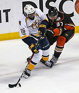 Hockey: NHL Western Conference Finals Game 1 Anaheim Ducks vs Nashville Predators