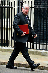 © Licensed to London News Pictures. 21/05/2013. Westminster, UK. Patrick McLoughlin, Conservative MP, Secretary of State for Transport .  Ministers arrive for a Cabinet meeting at Downing Street today 21 May 2013. Photo credit : Stephen Simpson/LNP