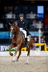 Van Der Meer Patrick, NED, Zippo <br /> Stuttgart German Masters 2017<br /> © Hippo Foto - Dirk Caremans<br /> 17/11/17