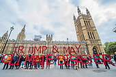Trump & May Climate Disaster