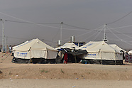 iraq: Refugees camp of UNHCR in Zelican, 25 October 2016