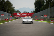 September 4-7, 2014 : Italian Formula One Grand Prix - F1 safety car