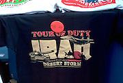 Gulf War  Desert Storm souvenir  T Shirt.  Washington DC USA
