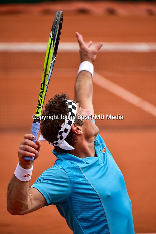 Pat CASH - 03.06.2015 - Jour 11 - Roland Garros 2015<br />Photo : Dave Winter / Icon Sport