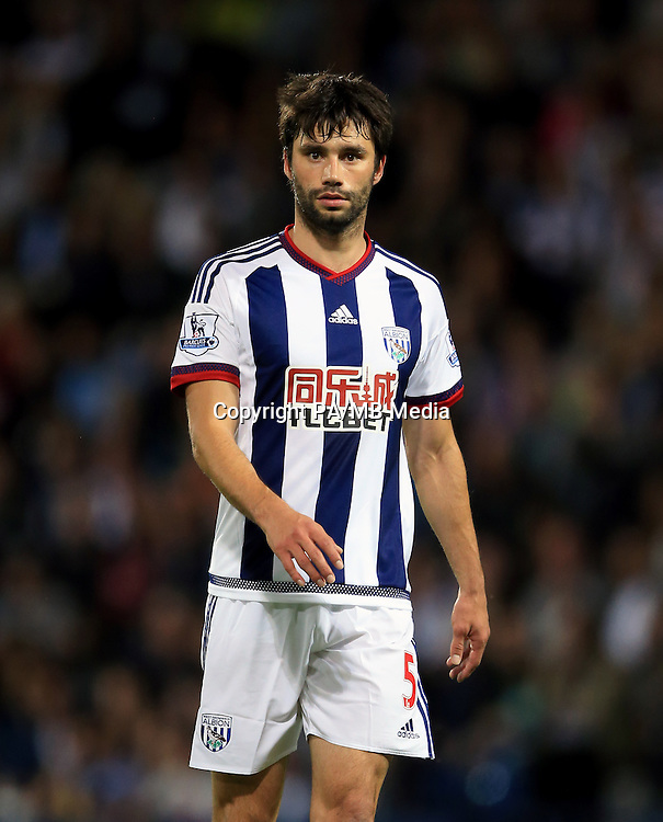 West Bromwich Albion's Claudio Yacob