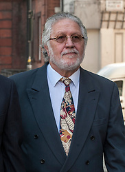 Former Radio One DJ Dave Lee Travis arriving at Westminster Magistrates Court in London, Friday, 23rd August 2013. Picture by i-Images