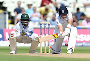 Birmingham- 3rd Investec Test Match England Vs Pakistan - Day 3 - 5th Aug 2016