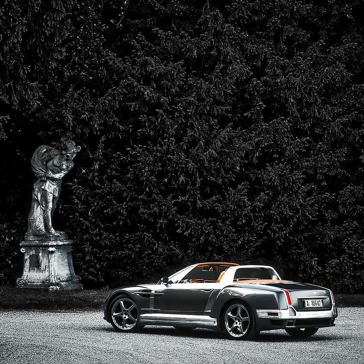 Aston Martin TwentyTwenty by Giugiaro/Italdesign