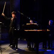 Joshua Bell and Sam Haywood perform at The Music Hall in Portsmouth, NH on March 1, 2013.