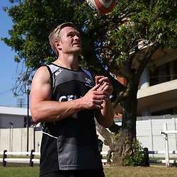 DURBAN, SOUTH AFRICA Monday 22nd June  -  Michael Claassens during the Cell C Sharks training session at Growthpoint Kings Par in Durban, South Africa. (Photo by Steve Haag)