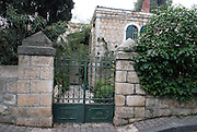 The German Colony in Jerusalem, Israel Founded by the German Templer movement who settled here and elsewhere in Israel in the late 19th century