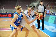 DESCRIZIONE : Riga Latvia Lettonia Eurobasket Women 2009 final 5th-6th Place Italia Grecia Italy Greece<br /> GIOCATORE : Raffaella Masciadri<br /> SQUADRA : Italia Italy<br /> EVENTO : Eurobasket Women 2009 Campionati Europei Donne 2009 <br /> GARA : Italia Grecia Italy Greece<br /> DATA : 20/06/2009 <br /> CATEGORIA : <br /> SPORT : Pallacanestro <br /> AUTORE : Agenzia Ciamillo-Castoria/M.Marchi<br /> Galleria : Eurobasket Women 2009 <br /> Fotonotizia : Riga Latvia Lettonia Eurobasket Women 2009 final 5th-6th Place Italia Grecia Italy Greece<br /> Predefinita :