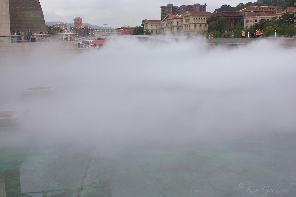 Fog by Fujiko Nakaya