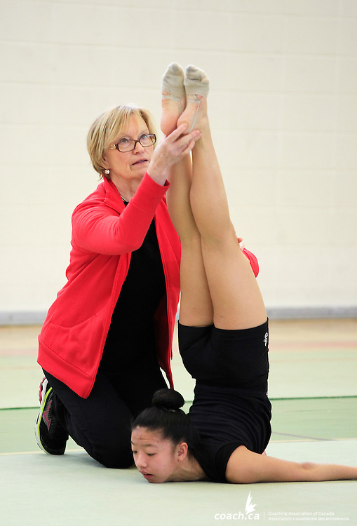 Coach/Entra&icirc;neure: Dasa Leli <br />