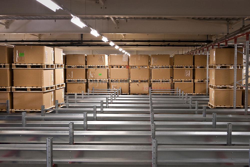 veendam 12/5/2009. hondenkluivenfabriek paragon . foto: Pepijn van den Broeke