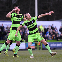 Forest Green Rovers v Notts County