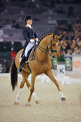 Cornelissen Adelinde (NED) - Parzival<br /> CDI-W Mechelen 2008<br /> Photo © Dirk Caremans