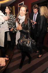A party to promote the exclusive Puntacana Resort & Club - the Caribbean's Premier Golf & Beach Resort Destination, was held at The Groucho Club, 45 Dean Street London on 12th May 2010.<br /> <br /> Picture Shows:- AMANDA SHEPHERD