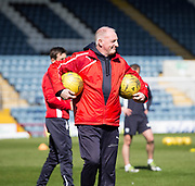Dundee assistant manager Gerry McCabe  - Dundee FC itraining at Dens Park, Dundee, Photo: David Young<br /> <br />  - &copy; David Young - www.davidyoungphoto.co.uk - email: davidyoungphoto@gmail.com